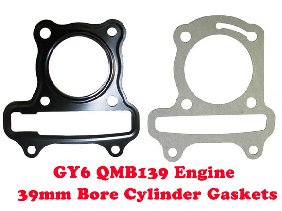 QMB139 39mm Gasket Set