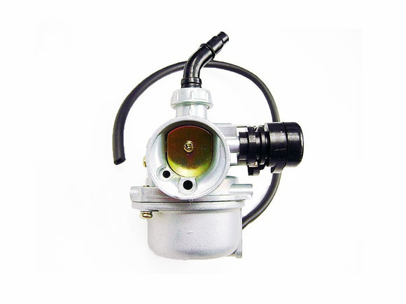 PZ19 Carburetor for 50cc 70cc 90cc 110cc engine hand Choke - ChinesePartsPro