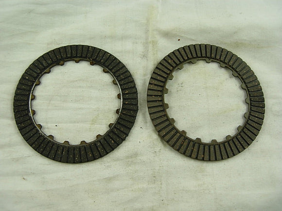 Manual Clutch friction Plate 50cc 70cc 90cc 110cc 125cc - ChinesePartsPro
