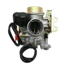 30mm CVK carburetor for GY6 engines fitted with big bore kits.
