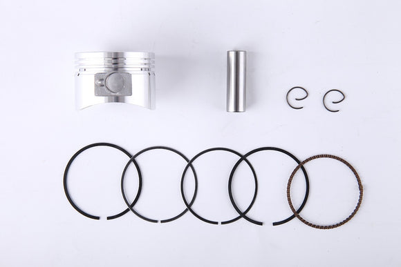 110cc Piston Ring Set Chinese horizontal engine - ChinesePartsPro