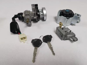 Ignition Lock Cylinder key switch Kit for BWS125