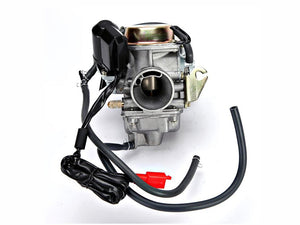 Carburetor for GY6 125cc 150cc  Engine - ChinesePartsPro