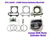 61MM Cylinder Engine Kit with  EGR Head