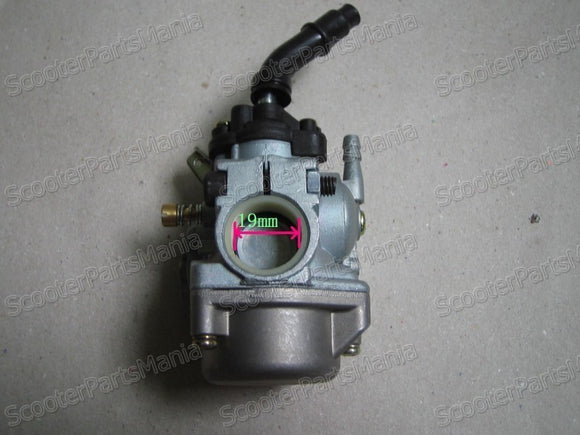 47cc Performance Carburetor pocket mini - ChinesePartsPro