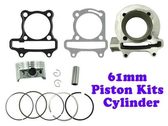 61MM Big Bore Cylinder Engine Kit