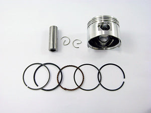 100cc QMB139 50mm Piston Kit GY6 Engine - ChinesePartsPro