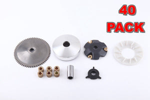 40*139QMB GY6 50CC Complete Variator Kit with 8.5g roller weights