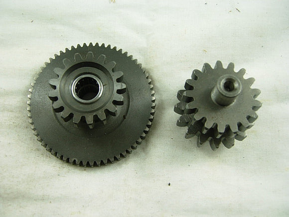 Dual Compound Gear for CG150cc and 150cc - ChinesePartsPro