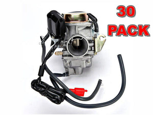 30*Carburetor for GY6 125cc 150cc  Engine