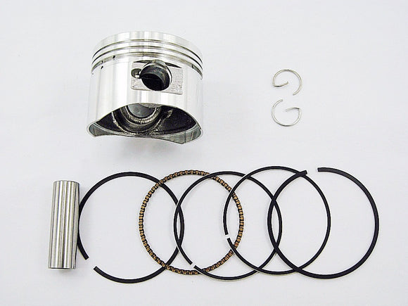 Chinese 70CC & 90cc  Engine Piston Set horizontal style - ChinesePartsPro