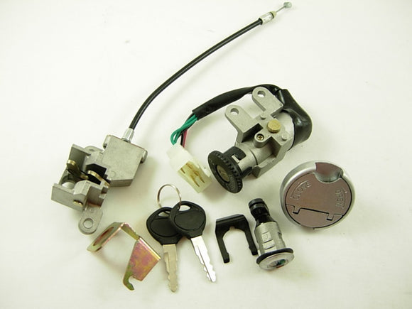 Universal Parts MC-08-50 Sun Ignition Switch - ChinesePartsPro