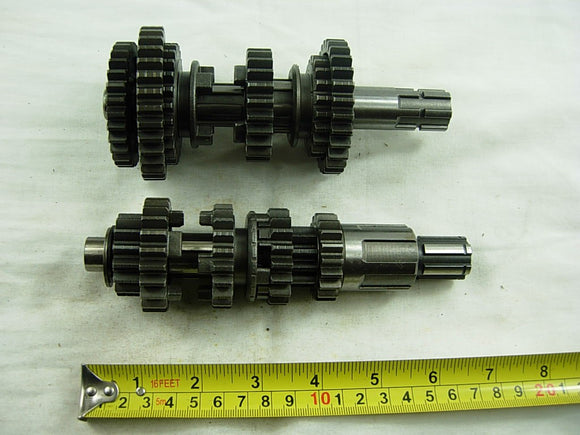 Dual Compound Gear for CG200cc and 163ML 200cc - ChinesePartsPro