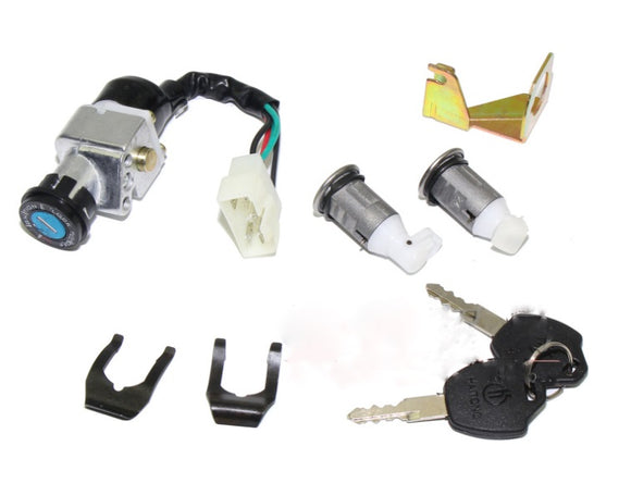 Ignition Lock / Key Cylinder switchSet GY6 125CC