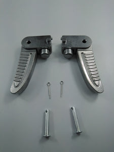 Motorcycle Footpegs Foot pegs Footrest Footboards