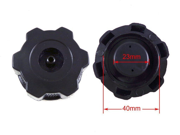 GAS FUEL TANK CAP COVER FOR DIRT PIT BIKE ATV PLASTIC