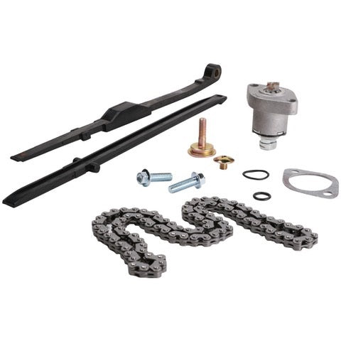 GY6 150cc CAM CHAIN AND TENSIONER ASSEMBLY WITH HARDWARE  (ALL ITEMS IN PHOTO)