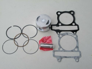 GY6 Piston Kit & Top End Gaskets 63mm