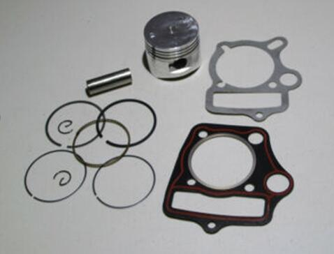 Piston Kit & Top End Gaskets 52.4mm