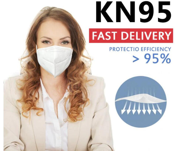 N95 KN95 kn95 n95 mask MASK Mask FFP3 FFP2 PM2.5 Face Anti Pollution Anti-dust Respirator Unisex(10pcs)