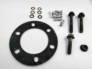 9 Pcs Exhaust Studs Nuts Gasket For GY6 50cc 125cc 150cc
