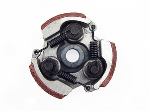 Mini Pocket Bike Clutch 47cc 49cc Parts Cag Mta2 Mta3 no key groove - ChinesePartsPro