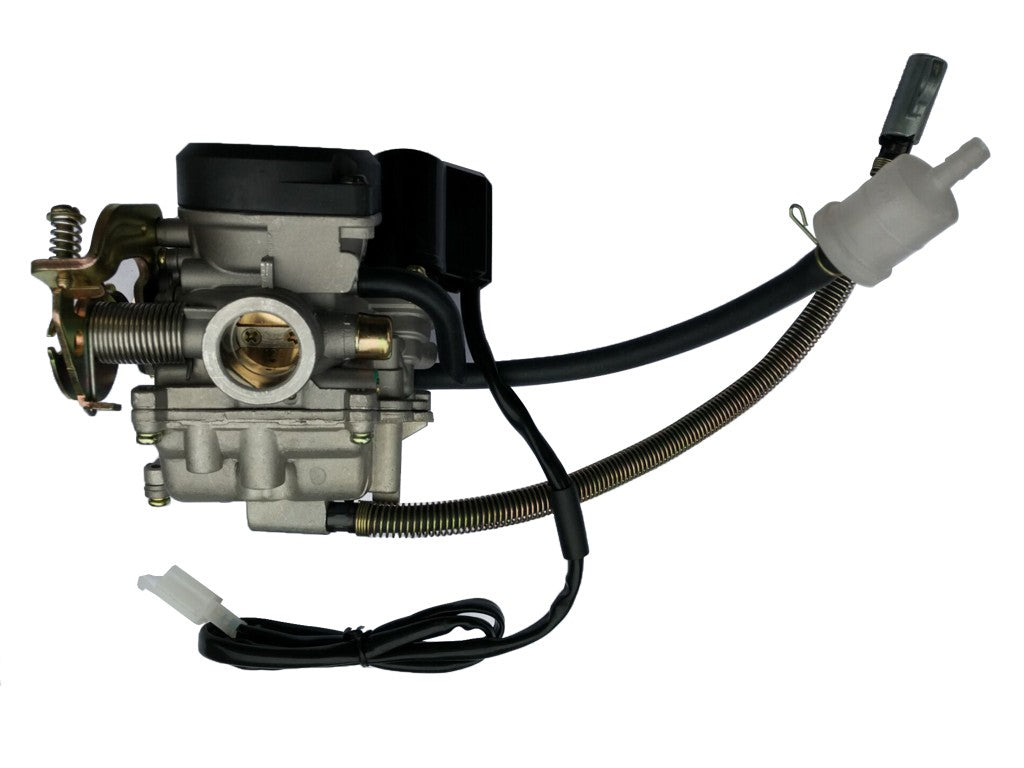 19mm Performance Carburetor & GY6 KEIHIN CVK 50cc Carburetor