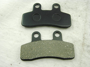 Front Brake Pads 125cc - ChinesePartsPro