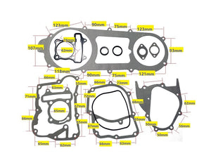 180cc GY6 Long-Case Gasket Set