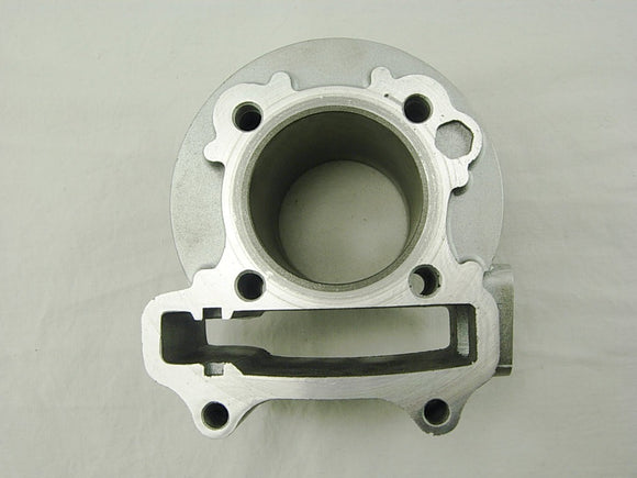 Cylinder Body 50mm GY6  Big bore QMB139 139QMB - ChinesePartsPro