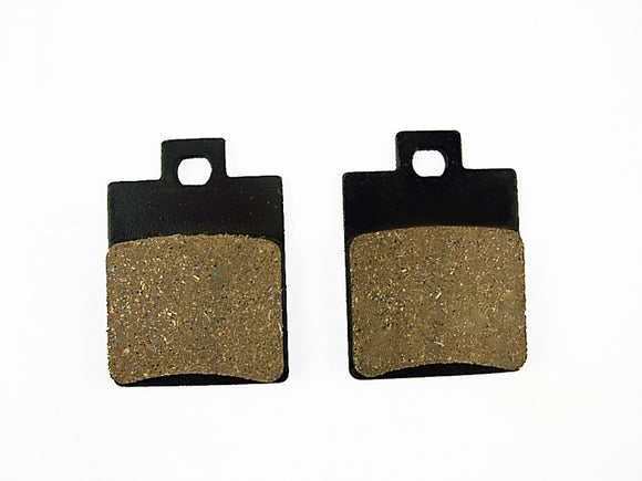BRAKE PAD SET 125cc - ChinesePartsPro