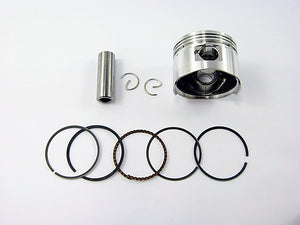 80cc QMB139 47mm Piston Kit GY6 Engine - ChinesePartsPro