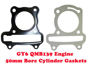 QMB139 50mm Gasket Set