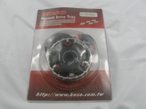 High Performance Variator Drive Pulley GY6 50CC - ChinesePartsPro