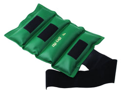 The Cuff Original Ankle and Wrist Weight - 25 lb - Green