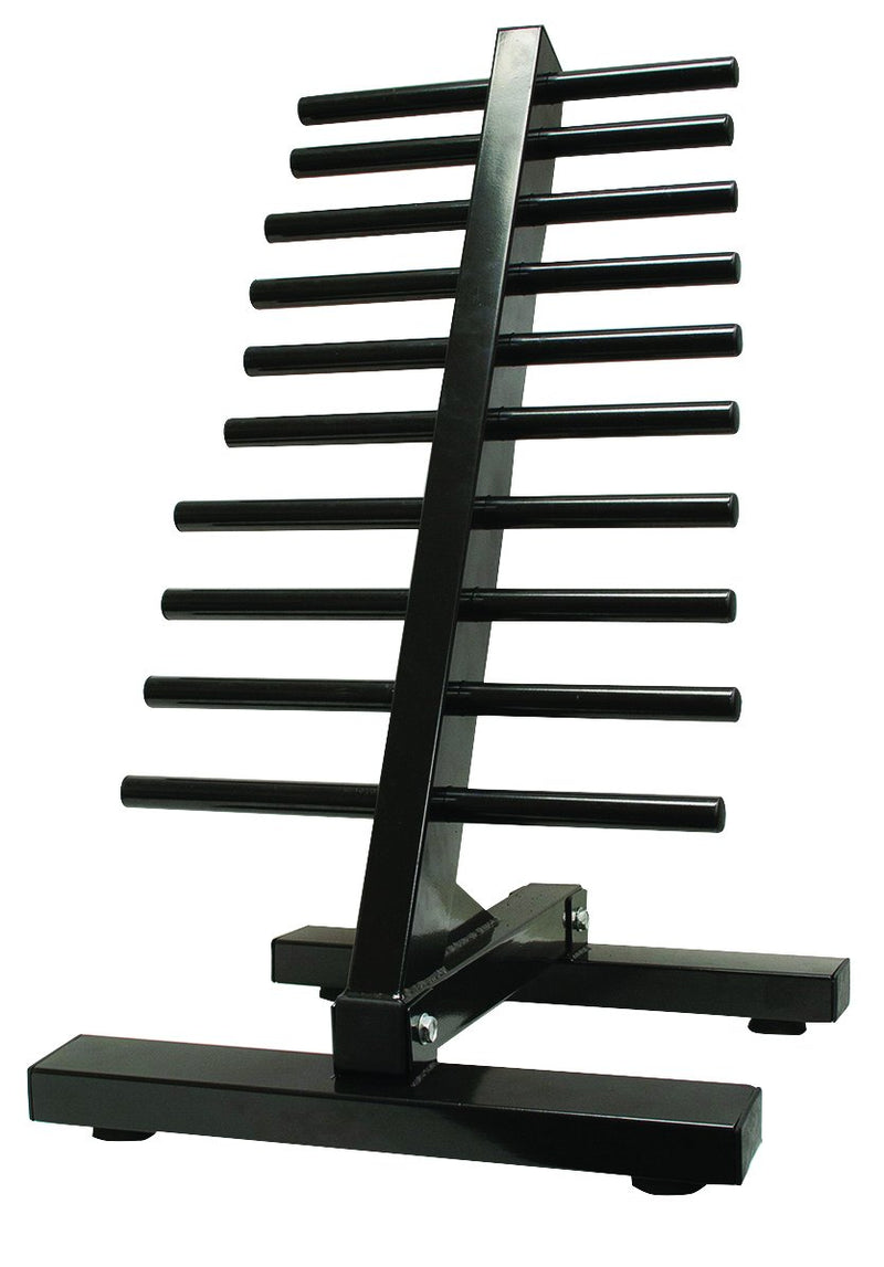 CanDo Dumbbell - Floor Rack - 20 Dumbbell Capacity