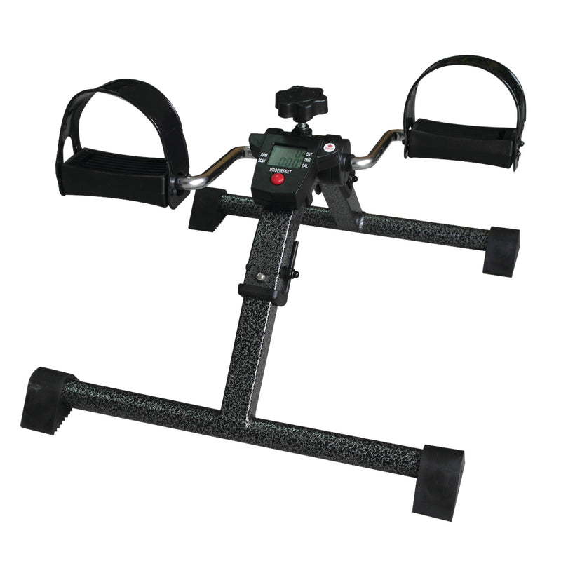 CanDo® Pedal Exerciser - with Digital Display, Fold-up