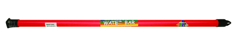 CanDo Slim WaTE™ Bar - 3 lb - Red