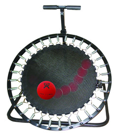 Adjustable Circular Ball Rebounder - Black