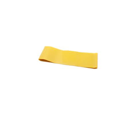 "CanDo 10"" Long Resistance Band - Yellow - x-light"