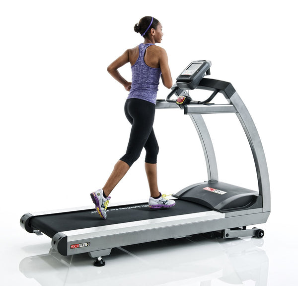 SciFit Commercial Treadmill with Side Handrail Switches