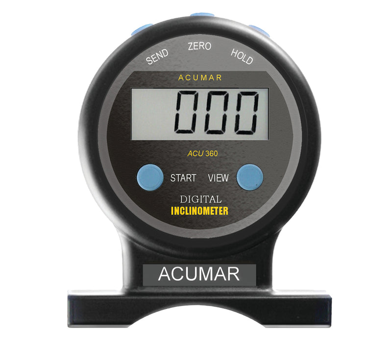 Acumar Inclinometer - Single Inclinometer