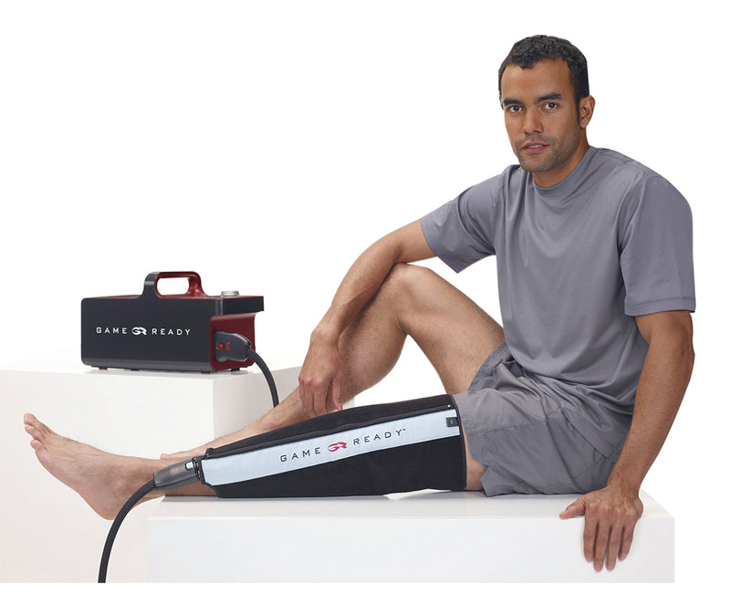 Game Ready® Wrap - Lower Extremity - Knee Straight - One Size