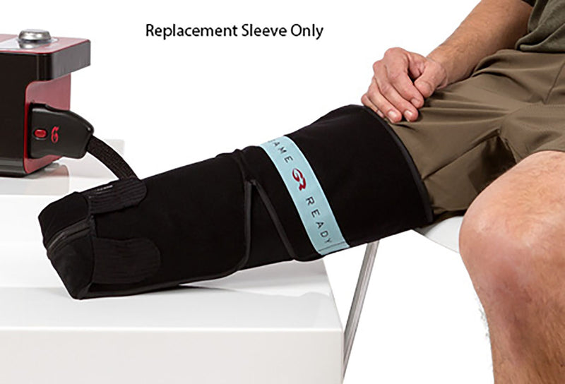Game Ready® Additional Sleeve (Sleeve ONLY) - Lower Extremity - Below Knee - Traumatic Amputee - Large