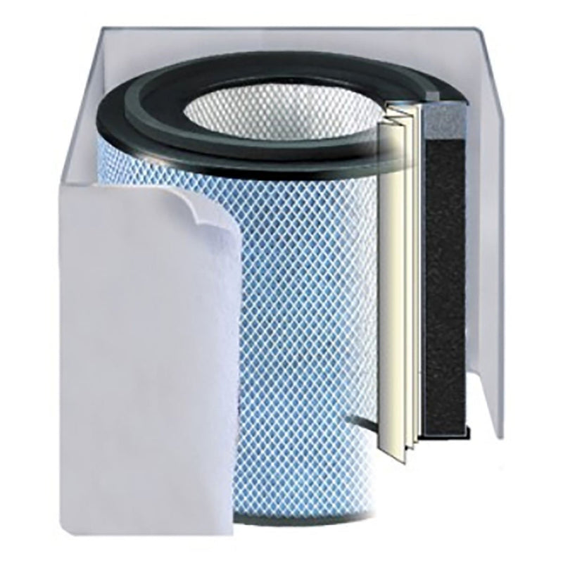 Austin Air Baby's Breath Replacement Filter- Black/White