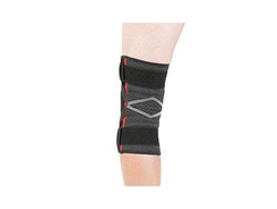 Mueller Elastic Knee Brace, Black, Small/Medium