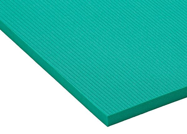 "Airex Exercise Mat, Hercules, 79"" x 39"" x 1"", Blue, Case of 6"