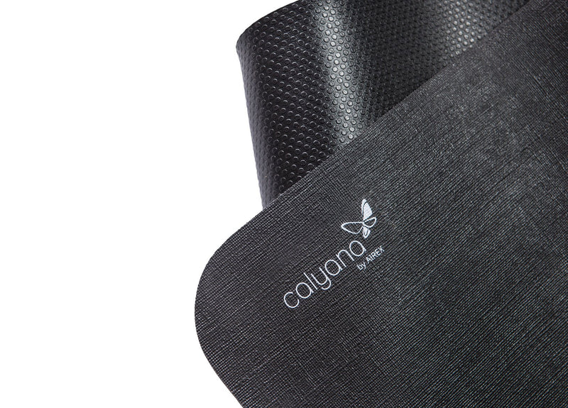 "Airex Exercise Mat, Calyana Professional, 73"" x 26"" x .25"", Stone Grey, Case of 5"