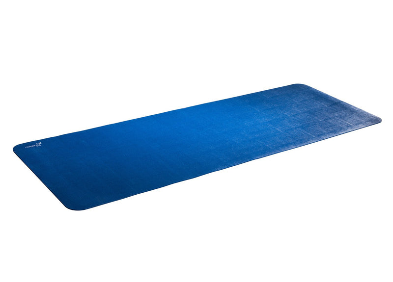 "Airex Exercise Mat, Calyana Prime, 73"" x 26"" x .2"", Ocean Blue, Case of 9"