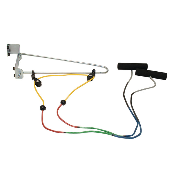CanDo® Overdoor Shoulder Pulley - Visualizer® Color System
